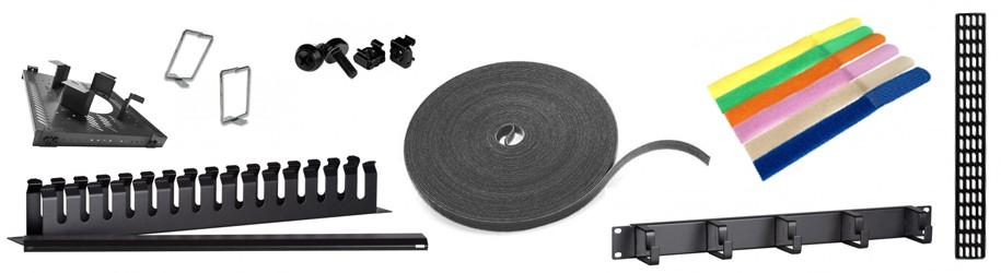 Kabelmanagement – van kabelgoten (cabletrays) tot tiewraps