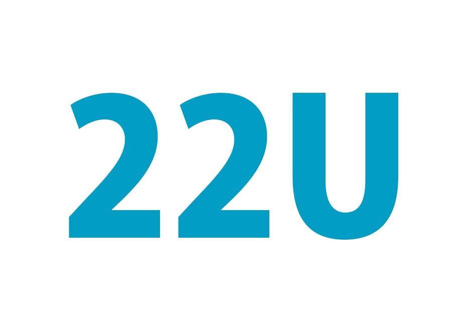 22U Patchkast
