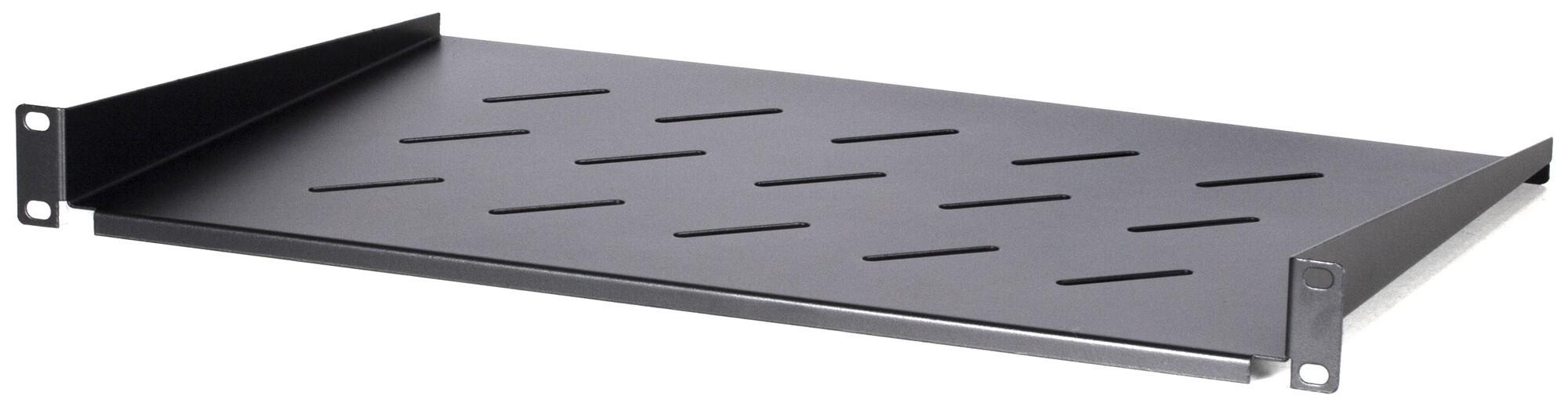Afbeelding van 1U Legbord voor 450mm diepe wandkasten - 250mm diep (max. 8 kg)