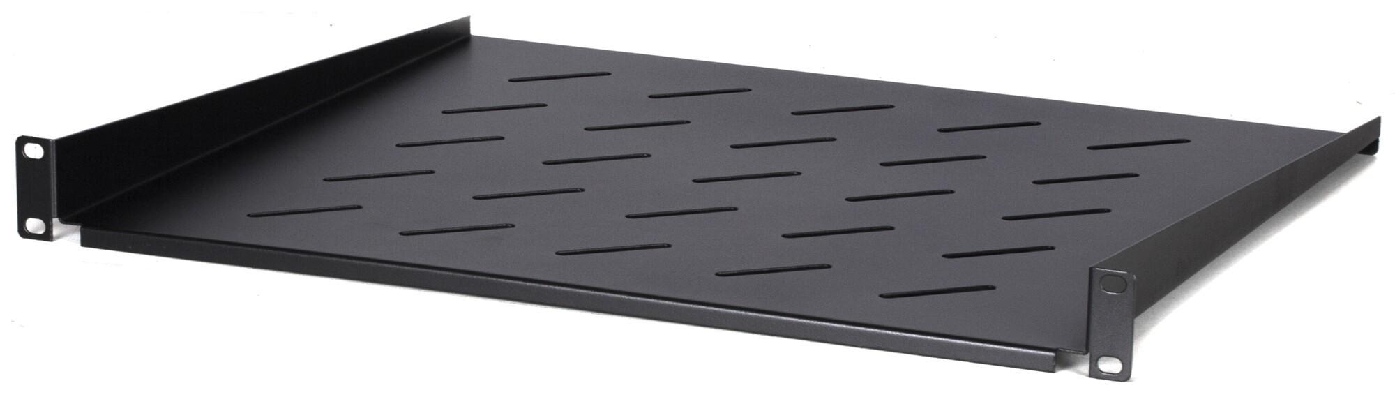 Afbeelding van 1U Legbord voor 600mm diepe wandkasten - 400mm diep (max. 6 kg)