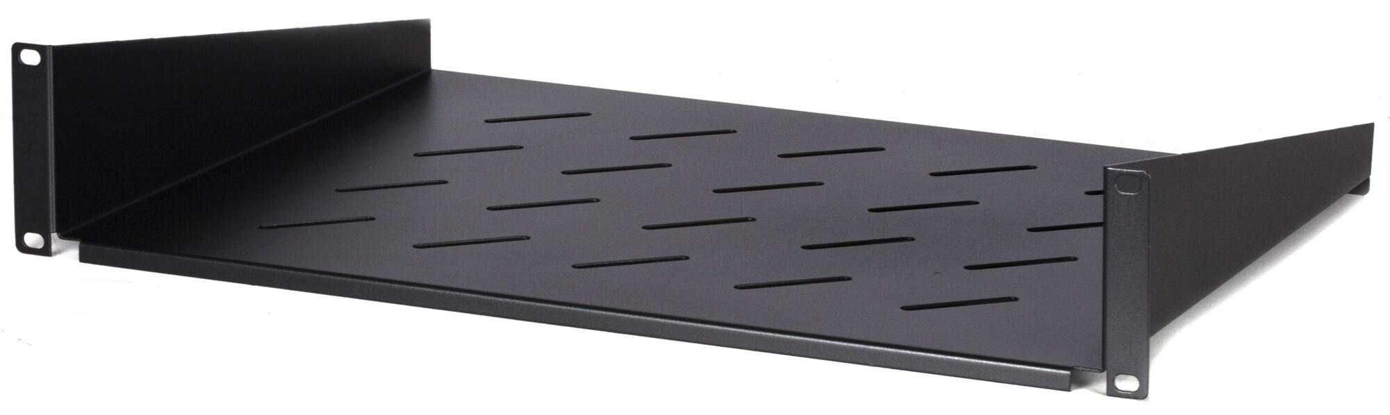 Afbeelding van 2U Universeel legbord voor max 600mm diepe wandkasten, 350mm diep (max. 15 kg)