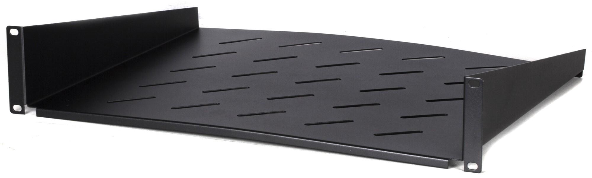Afbeelding van 2U Legbord voor 600mm diepe wandkasten - 400mm diep (max. 12 kg)