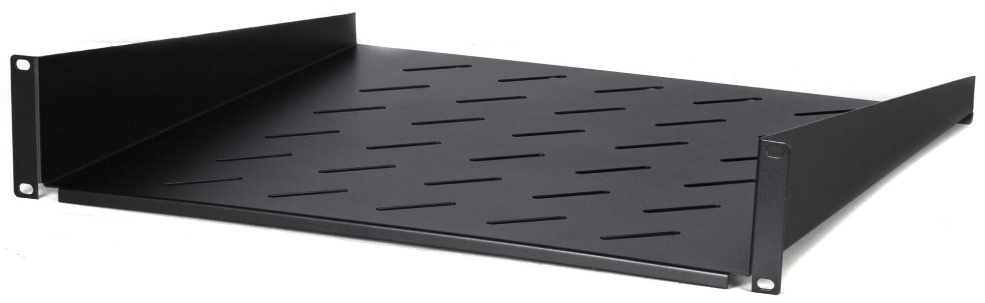 Afbeelding van 2U Legbord voor 600mm diepe wandkasten - 450mm diep (max. 12 kg)