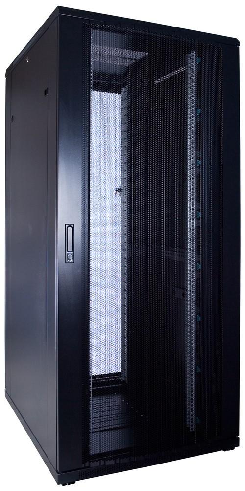 Afbeelding van 37U Patchkast met geperforeerde deur 800x1000x1800mm (BxDxH)