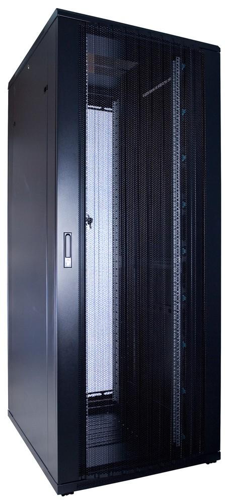 Afbeelding van 42U Patchkast met geperforeerde deur 800x1000x2000mm (BxDxH)