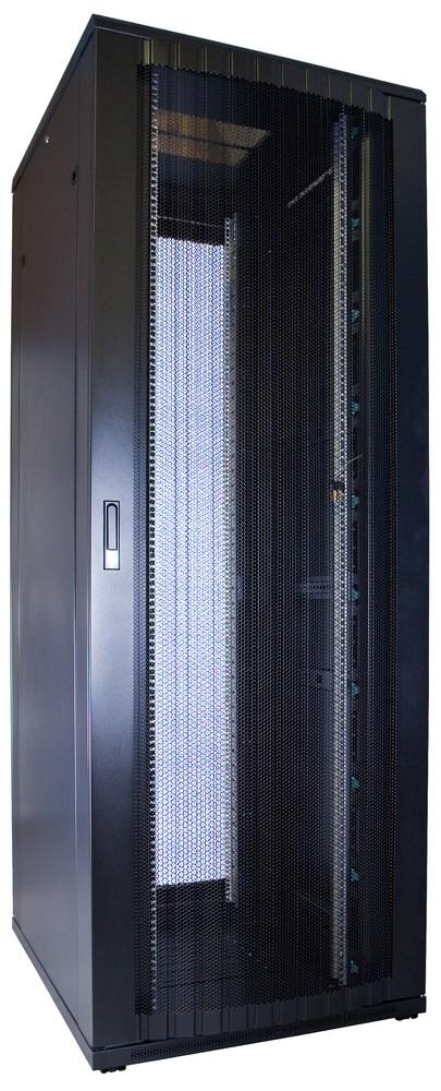 Afbeelding van 47U Patchkast met geperforeerde deur 800x1000x2200mm (BxDxH)