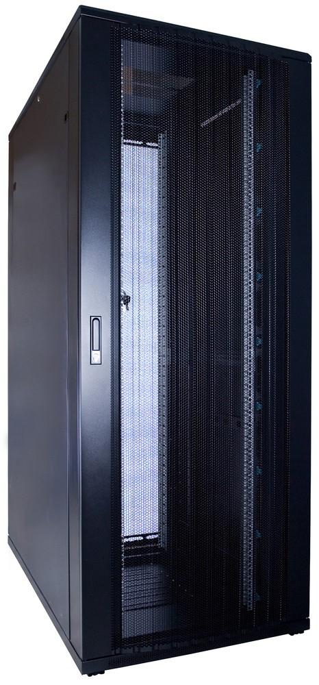 Afbeelding van 42U Patchkast met geperforeerde deur 800x1200x2000mm (BxDxH)