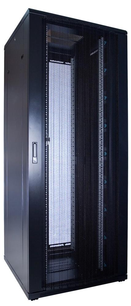 Afbeelding van 42U Patchkast met geperforeerde deur 800x800x2000mm (BxDxH)