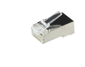 Afbeelding van CAT5 Connector RJ45 - Shielded