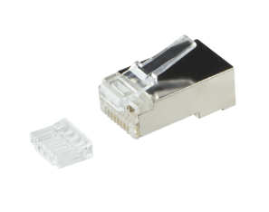 Afbeelding van CAT6 Connector RJ45 - Shielded