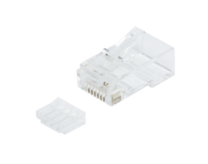 Afbeelding van CAT6 Connector RJ45 - Unshielded
