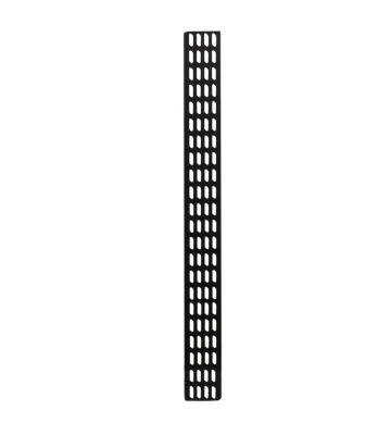 22U verticale kabelgoot