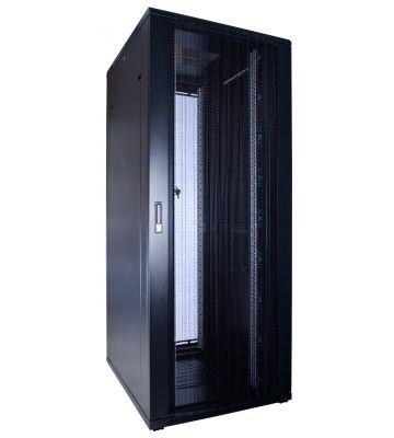 47U Patchkast met geperforeerde deur 600x800x2200mm (BxDxH)