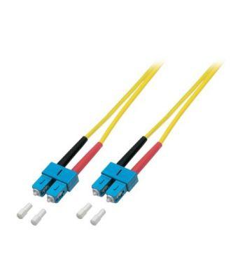 OS2 duplex glasvezel kabel SC-SC 7,50m