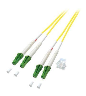 OS2 duplex glasvezel kabel LC/APC-LC/APC 7,50m