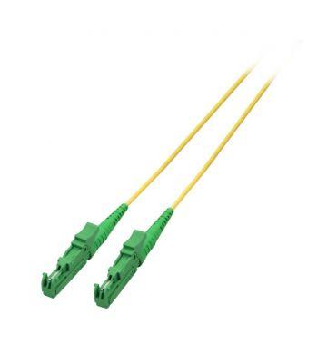 OS2 simplex glasvezel kabel E2000/APC-E2000/APC 1m