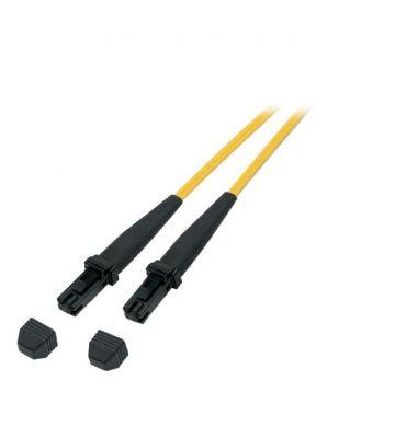 OS2 duplex glasvezel kabel MTRJ-MTRJ 2m