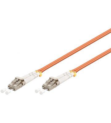 Glasvezel kabel LC-LC OM2 (laser optimized) 2 m