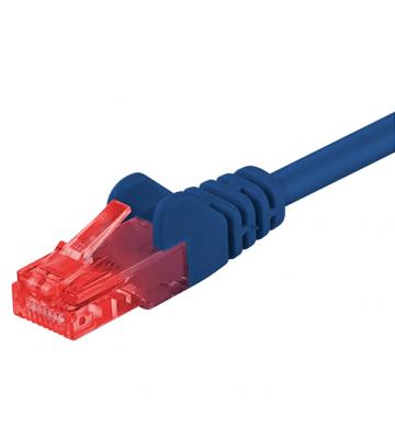 Cat6 1,5m blauw UTP patch kabel - CCA