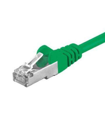 CAT5e FTP 7,5m groen