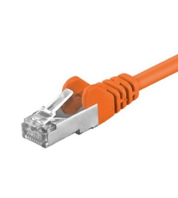 CAT5e FTP 3m oranje
