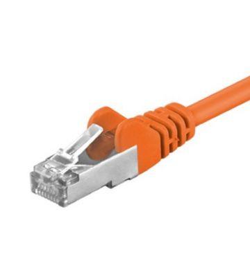 CAT5e FTP 7,5m oranje