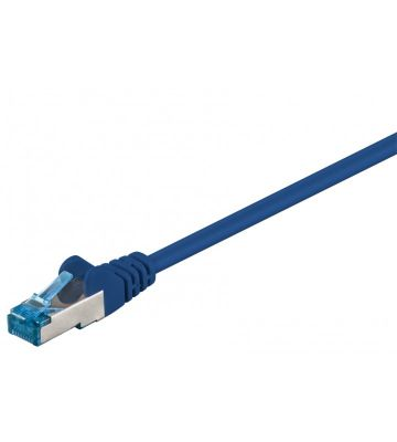 CAT6a SSTP/PIMF 2m blauw