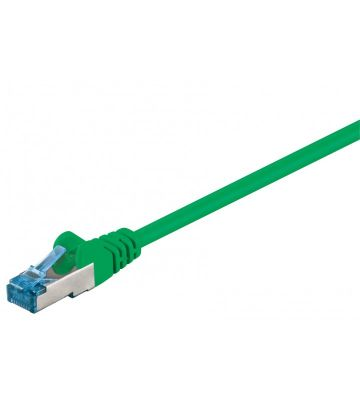CAT6a S/FTP (PIMF) 20m groen