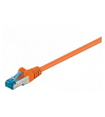 CAT6a S/FTP (PIMF) 30m oranje