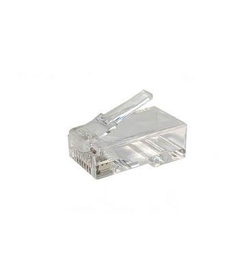 CAT6a Connector RJ45 - Shielded - voor stugge utp kabels