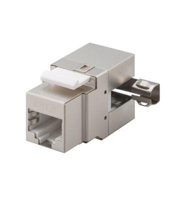 CAT6 STP Keystone Connector - LSA Angled