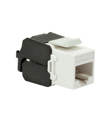 CAT6a UTP Keystone Connector - Toolless