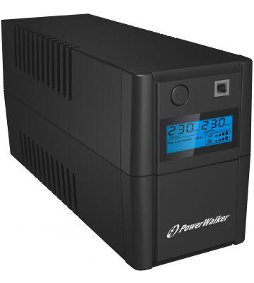 PowerWalker Line-Interactive 850VA-L UPS