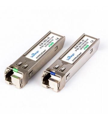 SFP (mini-GBIC) SC module singlemode TX1310/RX1490nm 10Km