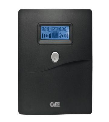 Noodstroomvoorziening 1500 VA UPS 900 W