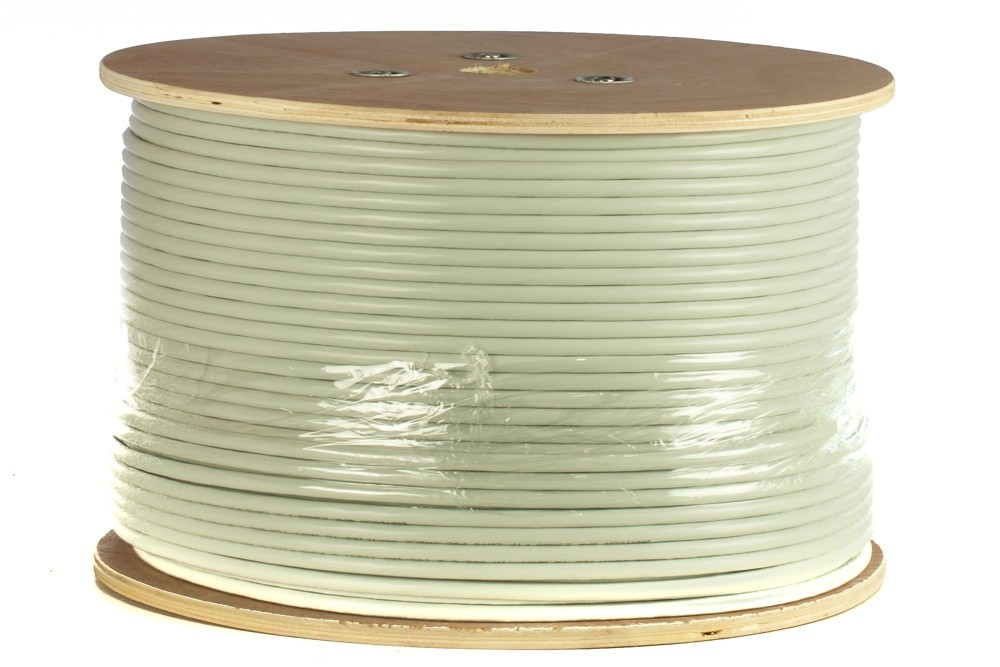 Afbeelding van DANICOM CAT6 FTP 305m op rol stug - PVC (Eca)